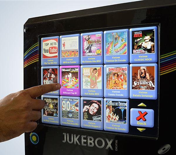 Jukebox Compact - Sistema