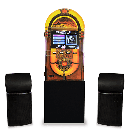 Jukebox Retrô