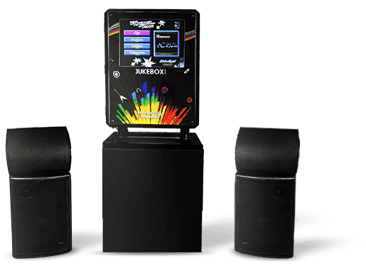 Máquina de Música Jukebox Compact